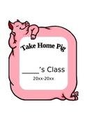 Take home pig