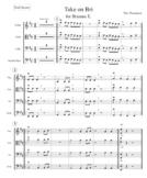 Take on Bri (3 Part Round) - 1st Year String