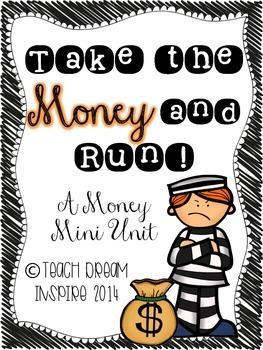 Take the Money and Run {Money Mini Unit}