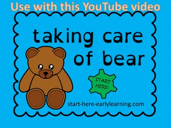 Taking Care of Bear
