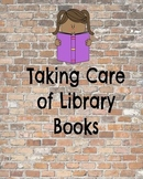 Taking Care of Books: Beginner's Lesson