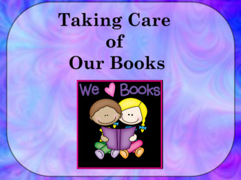 Taking Care of Books Flipchart