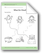 Taking Care of My Body: Language and Math Activities
