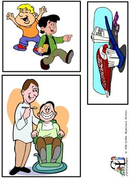 Taking Care of My Teeth