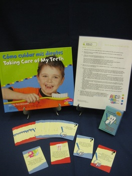 Taking Care of My Teeth English parent pack