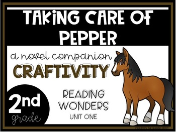Taking Care of Pepper Craft