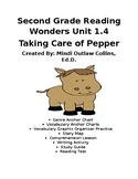 Taking Care of Pepper (Second Grade Reading Wonders 1.4)