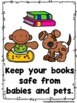 Taking Care of Your Books  (A Sight Word Emergent Reader and Teacher Lap Book)
