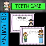 Teeth Animated PowerPoint