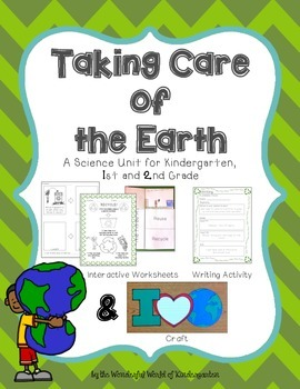 Taking Care of the Earth