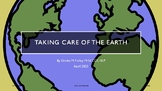 Taking Care of the Earth AAC Smarty Symbols