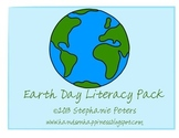 Taking Care of the Earth ~ Earth Day Literacy Center Packet