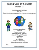 Taking Care of the Earth--Engage NY--Common Core--Kindergarten--Domain 11