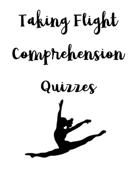 Taking Flight Comprehension Packet