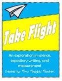 Taking Flight Expository Writing Unit