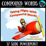 Compound Words PowerPoint Lesson