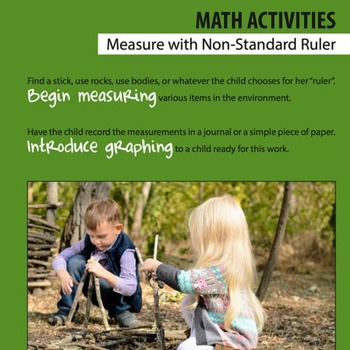Taking Montessori Outside: A Math Activities Guide for Parents & Teachers