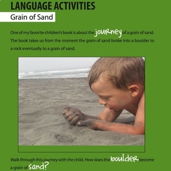40 Montessori Activities for the Outdoor Classroom for Parents & Teachers