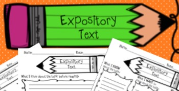 Taking Notes While Reading an Expository Text
