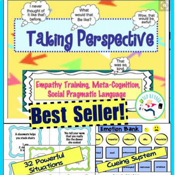 Taking Perspective: A social-cognition activity to work on empathy training