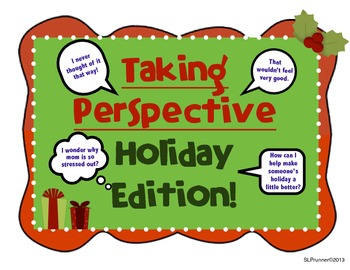 Taking Perspective - Holiday