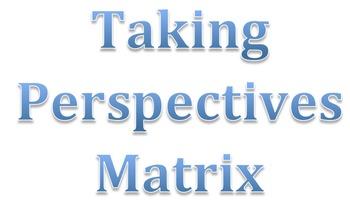 Taking Perspective Matrix