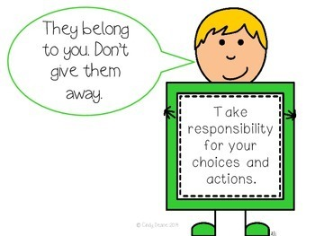 Social Stories for Autism: Taking Responsibility
