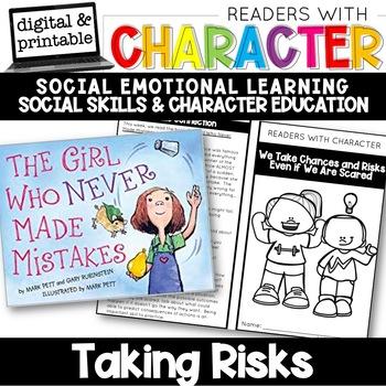 Taking Risks - Character Education | Social Emotional Learning SEL