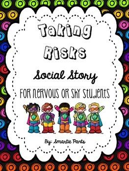 Taking Risks Social Story