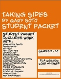 Taking Sides by Gary Soto - student packet only