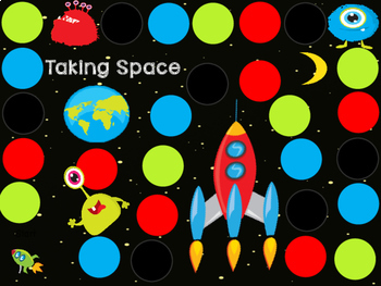 Taking Space: Personal Time Outs for Anger and Self-Control Game