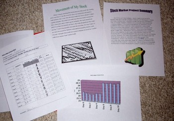 Taking Stock in the Stock Market! (MATH and So Much More!)
