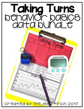 Taking Turns- Behavior Basics Data