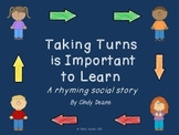 Social Stories for Autism: Taking Turns is Important to Learn