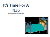 Taking a Nap- Printable