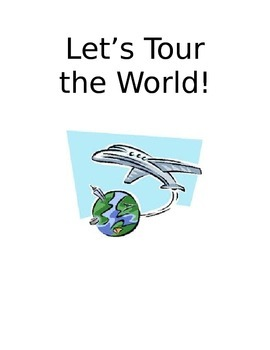 Taking a Tour of the World-planning a trip to important cities around the world