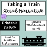 Taking a Train: A Social Story