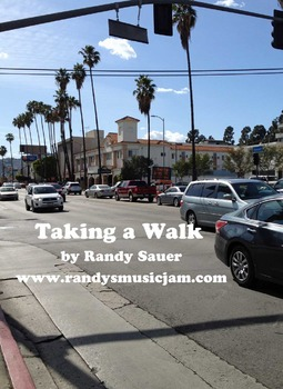 Taking a Walk (Song Sound Story Lesson Video)