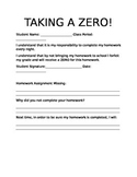 Taking a Zero Page