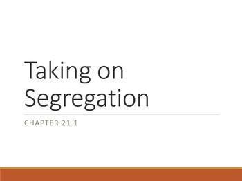 Taking on Segregation