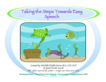 Taking the Steps Towards Easy Speech {FREEBIE}