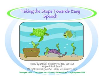 Taking the Steps Towards Easy Speech {FREEBIE}