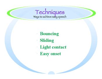 Taking the Steps Towards Easy Speech - Techniques {FREEBIE}