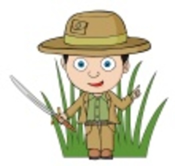 Tale Trackers:  A Story Play with a Jungle Theme