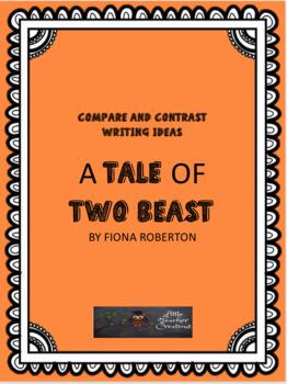 Tale of Two Beasts Worksheet Pack