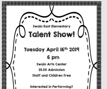 Talent Show Kit