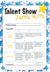 Talent Show Package