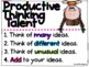 Talent Boards for Gifted Education (Posters)