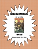 Tales From the Odyssey Book 3: Sirens and Sea Monsters Reading Novel Study Unit
