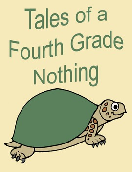Tales Of a Fourth Grade Nothing Reading Center